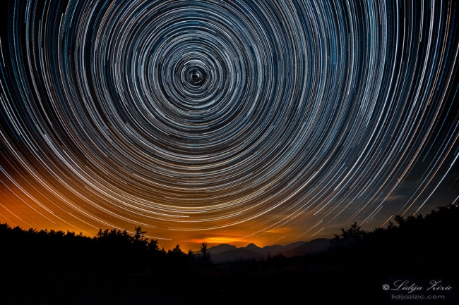 Startrails_astrophotography