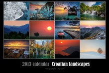 Calendar-2013-Croatian landscapes
