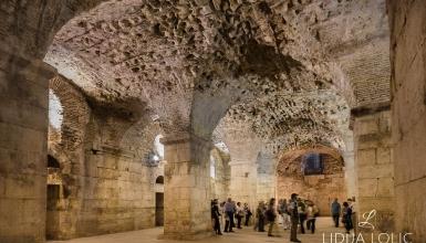 Dioklecijanovi podrumi