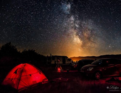 Star party na Velebitu